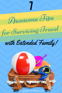 Travel with extended family